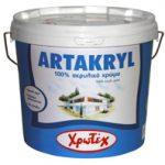 Artakryl 100% 10 λίτρα της Χρωτέχ