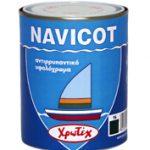 Υφαλόχρωμα-μουράβια αντιρρυπαντικό  μη τοξικό NAVICOT της Χρωτέχ